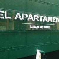 6/5/2013にPaco R.がEl Apartamentoで撮った写真
