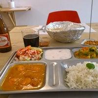 Снимок сделан в Bismad Indian Food & Drink пользователем Yeradis 4/4/2014