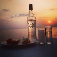 Foto scattata a Cunda Deniz Restaurant da Burcubul 👼 . il 6/29/2013