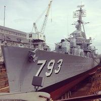 Foto tirada no(a) Charlestown Navy Yard por Mohammed S J. em 5/8/2013
