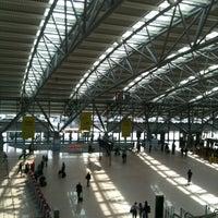 Das Foto wurde bei Hamburg Airport Helmut Schmidt (HAM) von Madeleine K. am 4/27/2013 aufgenommen