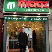 Photo prise au Maoz Vegetarian par Karen H. le12/3/2012