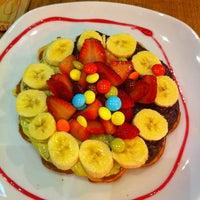 11/14/2012 tarihinde TC Gonca✨ziyaretçi tarafından Waffle Edem'de çekilen fotoğraf