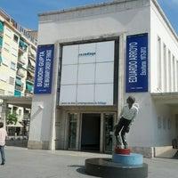Photo taken at CAC Málaga - Centro de Arte Contemporáneo by Francisco R. on 7/3/2013