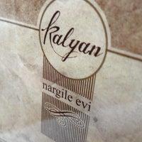 Foto scattata a Kalyan Nargile Evi da Buğra® T. il 12/13/2012