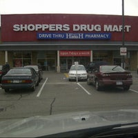 Photo Taken At Shoppers Drug Mart By Philip C On 9 21 2012