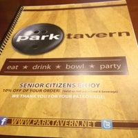 Снимок сделан в Park Tavern Bowling & Entertainment пользователем Maria H. 6/9/2013