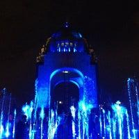 Foto tomada en Monumento a la Revolución Mexicana por Osiris 🐻 C. el 4/7/2013