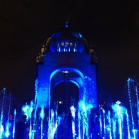 Foto diambil di Monumento a la Revolución Mexicana oleh Osiris 🐻 C. pada 4/7/2013