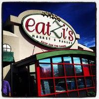 Das Foto wurde bei eatZi's Market & Bakery von Clint D. am 2/8/2013 aufgenommen