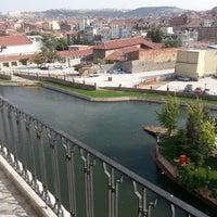 9/26/2013 tarihinde Mustafa Kemal O.ziyaretçi tarafından Bulvar Hostel'de çekilen fotoğraf