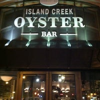 Photo prise au Island Creek Oyster Bar par Cara le12/29/2012