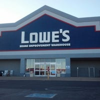 Photo Taken At Lowe 39 S Home Improvement By Jim T On