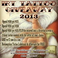 7eea42f76fef2 Photo taken at Iron Rose Tattoos by Iron Rose Tattoos on 12/12/2013 ...