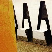 3/9/2013にAngel O.がMTA Subway - 161st St/Yankee Stadium (4/B/D)で撮った写真