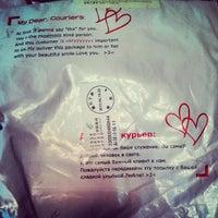 7/27/2013에 Yury A.님이 Почта России 115054에서 찍은 사진