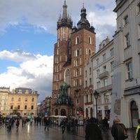 Foto tirada no(a) Rynek Główny por Seba A. em 11/30/2012
