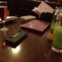 Das Foto wurde bei Hôtel - Restaurant Lamy von Chloé G. am 12/25/2015 aufgenommen