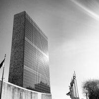 Das Foto wurde bei Vereinte Nationen von yan z. am 2/14/2013 aufgenommen
