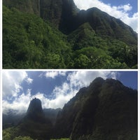 Photo taken at Iao Needle by Anna W. on 5/29/2016