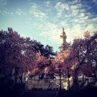 Снимок сделан в Washington Monument пользователем Jordan S. 4/9/2013