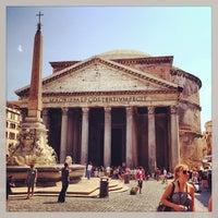 Das Foto wurde bei Pantheon von Stefano S. am 7/25/2013 aufgenommen