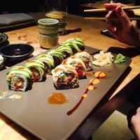 Снимок сделан в Fumisawa Sushi пользователем Katya S. 3/1/2015