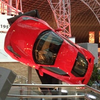 Photo taken at Ferrari World Abu Dhabi by Katya S. on 1/8/2013