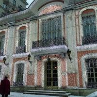 Снимок сделан в Кондитерская «Кафе ПушкинЪ» пользователем Katya S. 12/31/2012