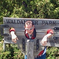 Photo taken at Waldameer & Water World by Laurie M. on 5/25/2013