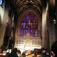 Снимок сделан в Trinity Church пользователем Persio L. 2/17/2013