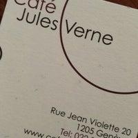 Foto diambil di Jules Verne oleh Olivier T. pada 3/19/2016
