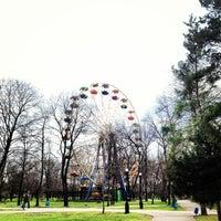 """Снимок сделан в Парк """"Победа"""" пользователем Ирина И. 4/9/2013"""