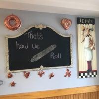 Das Foto wurde bei The Clinton House Restaurant & Bakery von Femi A. am 11/5/2018 aufgenommen