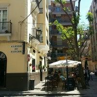 Das Foto wurde bei Taberna El Poema von .Manu . am 5/22/2013 aufgenommen