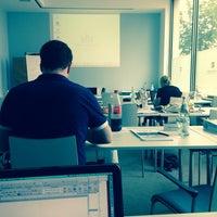 Das Foto wurde bei Quadriga Hochschule Berlin von marco am 5/23/2014 aufgenommen