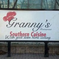 Снимок сделан в Granny's Restaurant пользователем Dante S. 4/2/2013