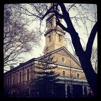 1/19/2013 tarihinde Aileen A.ziyaretçi tarafından St. Mark's Church in the Bowery'de çekilen fotoğraf