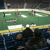 รูปภาพถ่ายที่ Northlands Coliseum โดย Devin S. เมื่อ 4/14/2013
