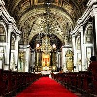 3/24/2013 tarihinde Luis E.ziyaretçi tarafından San Agustin Church'de çekilen fotoğraf