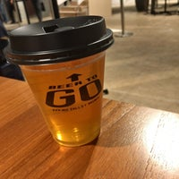 """Foto scattata a """"BEER TO GO"""" by SPRING VALLEY BREWERY da Masatoshi S. il 10/13/2018"""