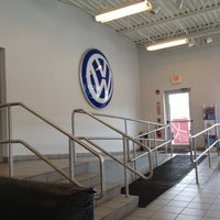 Photo taken at Sendell Volkswagen by Va$iLina on 10/15/2012 ...