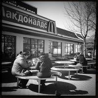 Снимок сделан в McDonald's пользователем Alexander Z. 4/13/2013