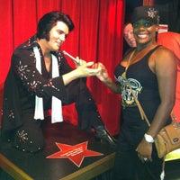 Photo prise au Madame Tussauds Las Vegas par Rosemary D. le5/12/2013
