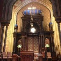 รูปภาพถ่ายที่ Central Synagogue โดย Amanda เมื่อ 9/14/2013