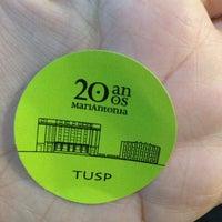 Das Foto wurde bei Teatro da Universidade de São Paulo (TUSP) von Giselly C. am 10/2/2013 aufgenommen
