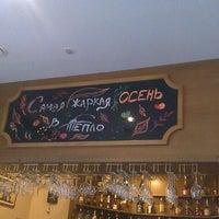 9/22/2013 tarihinde Анастасия Р.ziyaretçi tarafından Тепло'de çekilen fotoğraf