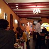 Das Foto wurde bei Indian Restaurant Ganesha von Nasnl .. am 1/13/2018 aufgenommen