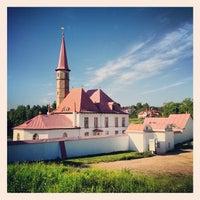 Снимок сделан в Приоратский дворец / Priory Palace пользователем Виктор М. 6/22/2013