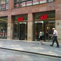 Foto scattata a H&M da Abu M. il 7/10/2013